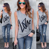 Women's Tank Top Shirt
