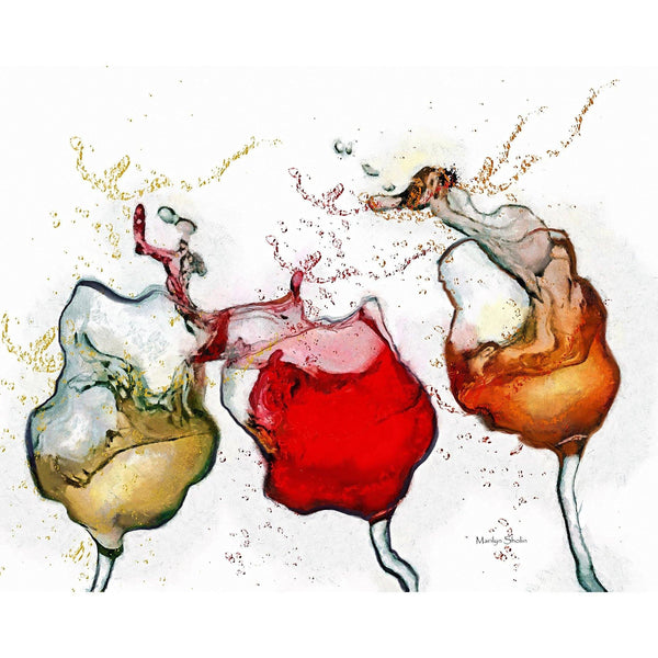 5x7 Fine Art Prints Wine