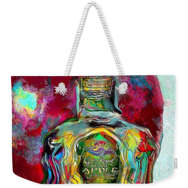 Crown Royal Apple - Weekender Tote Bag