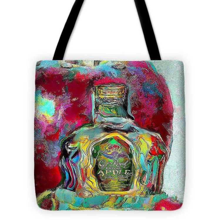 Crown Royal Apple - Tote Bag