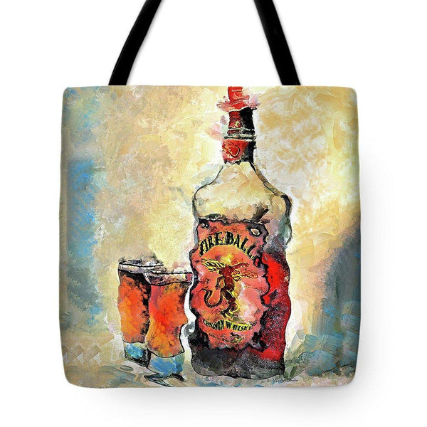 Fireball - Tote Bag