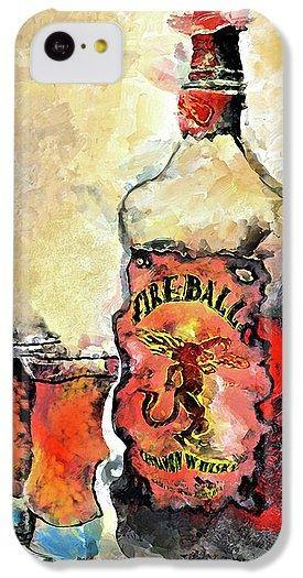 Fireball - Phone Case
