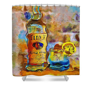 Titos - Shower Curtain