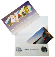 Professional Photo 1000 Envelopes | Photo Wallets