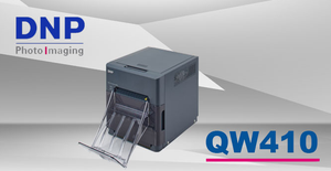 DNP QW410 Dye Sublimation Photo Printer