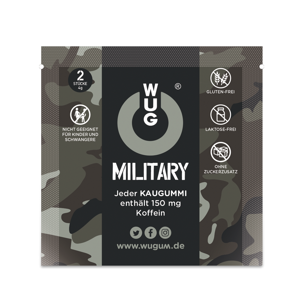 Wu Gum Military ( 3er Packung )