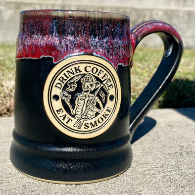 """Coffee and Smoke"" Mug - Salt Actual"
