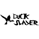 🦆 DUCK SLAYER - Premium Vinyl Decal/Sticker