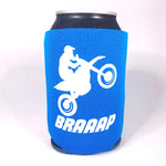 (4-PACK) - BRAAAP! Dirt Bike Koozie - by BRAPSports.com