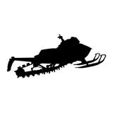 CLASSIC SLED ULTIMATE - Premium Vinyl Decal