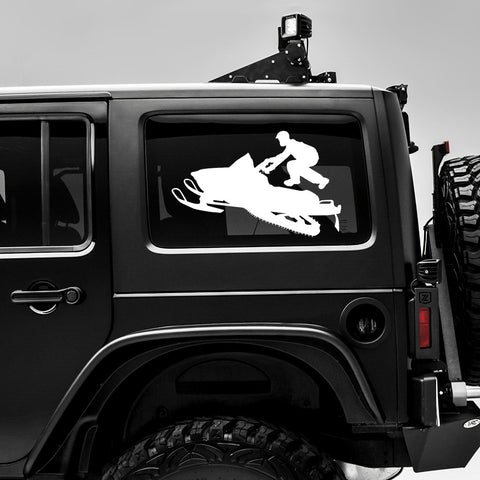 WIDOWMAKER - Vinyl Decal/Sticker - BRAPSports.com - Stickers & Decals