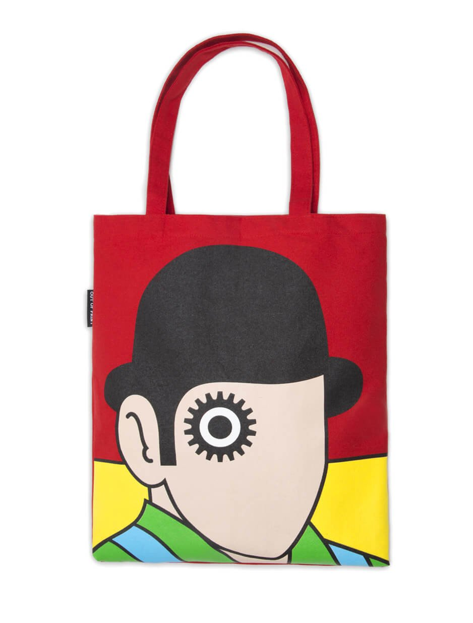 Pre-Order: Clockwork Orange Tote