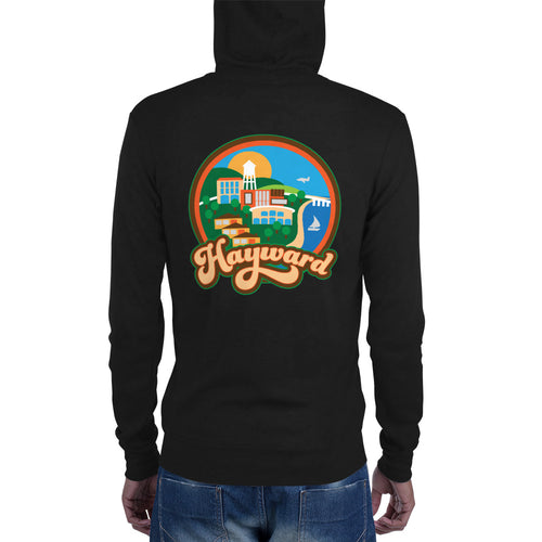 Hayward View Light Weight Hoodie