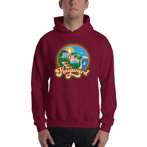 Hayward View Hooded Sweatshirt