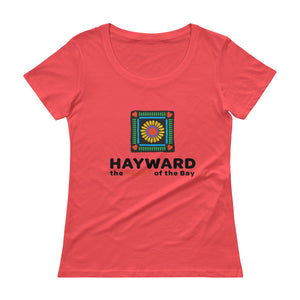 Heart of the Bay Womens T-Shirt