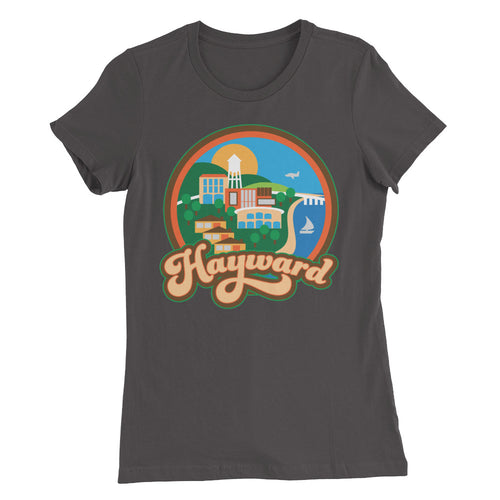 Hayward View Women's Crew T-Shirt