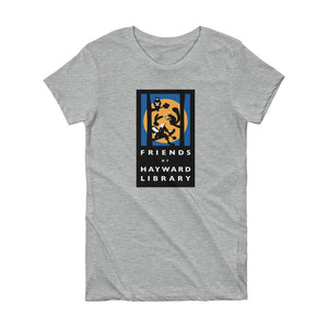 Friends of the Library Women's T-shirt
