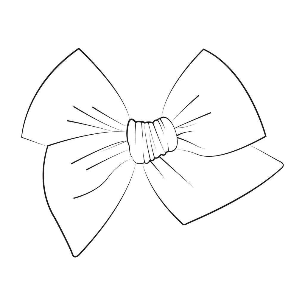 Medium Pinwheel Bow