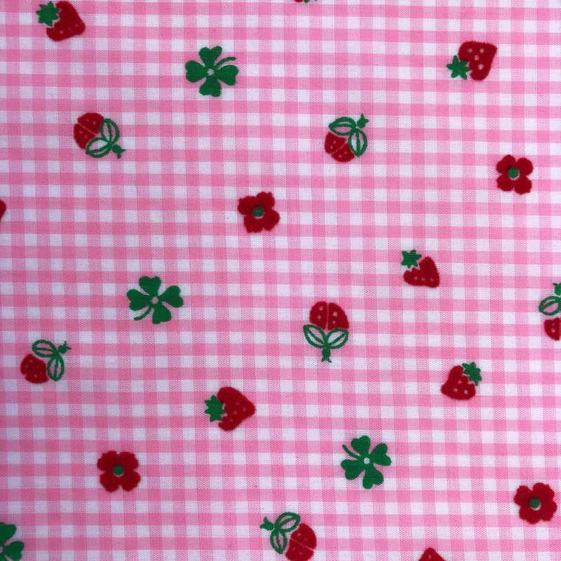 Custom Vintage Item - Gingham Lucky Charms