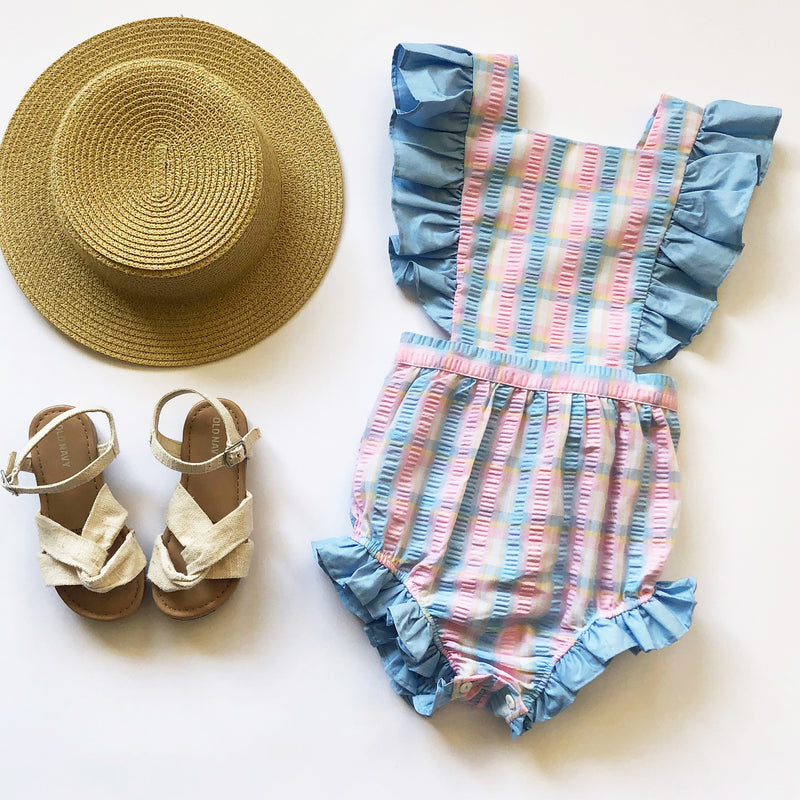Custom Colette Romper - You provide the fabric!