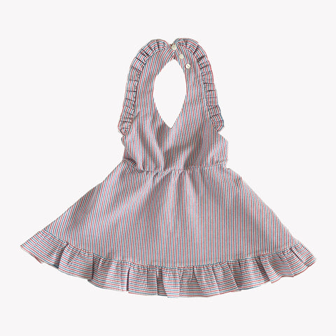 Colette Pinafore Dress