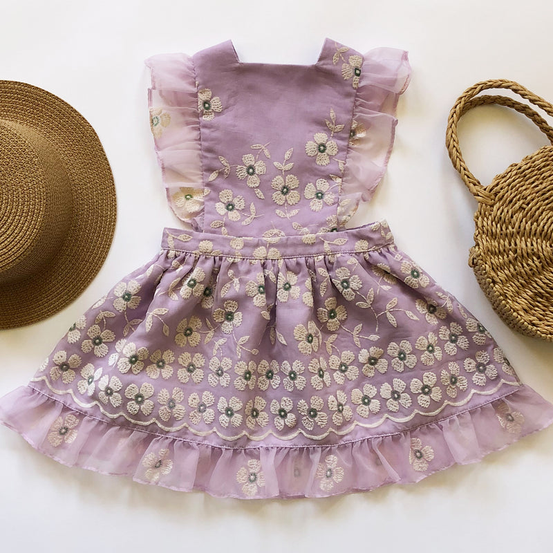Custom Colette Pinafore - You provide the fabric!