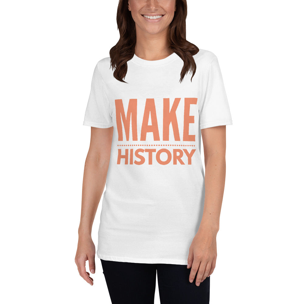 """MAKE IT COUNT"" Short-Sleeve Unisex T-Shirt"