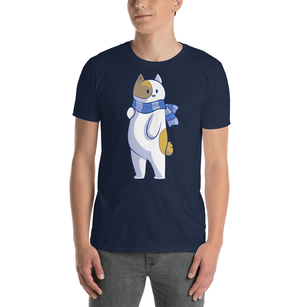 Snow Kitty T-Shirt