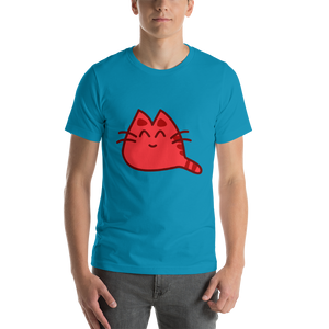 Cute Kitty Unisex T-Shirt