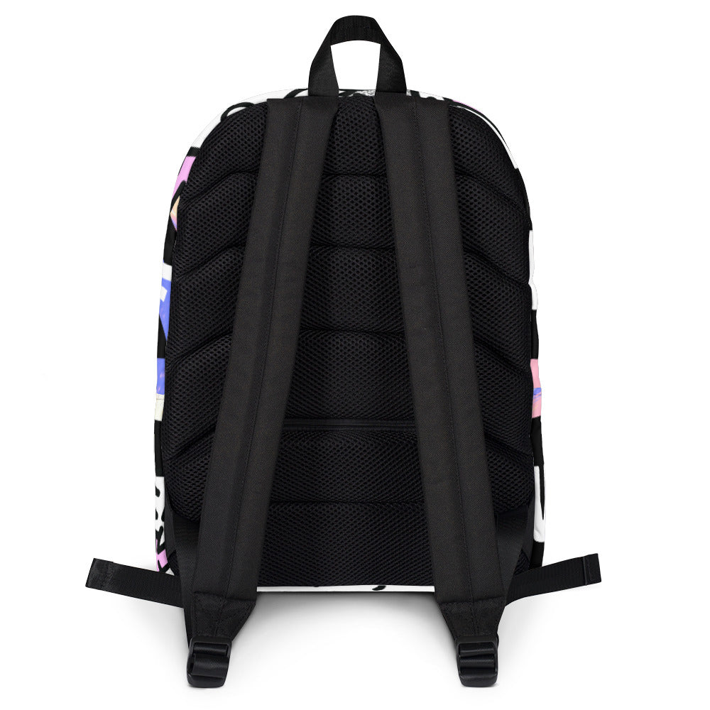 """Kaiju Team"" Backpack"
