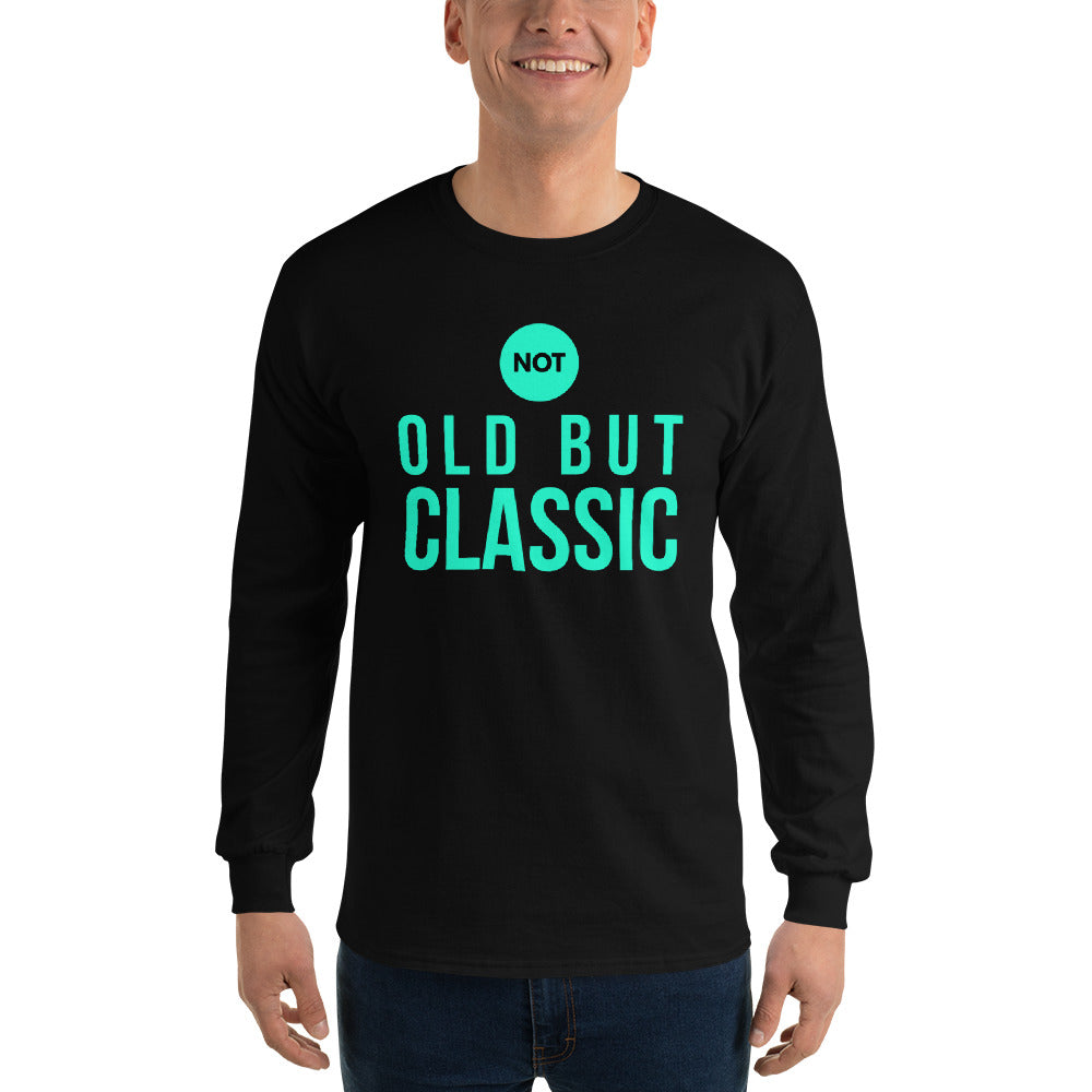 """Old But Classic"" Ultra Cotton Long Sleeve T-Shirt"