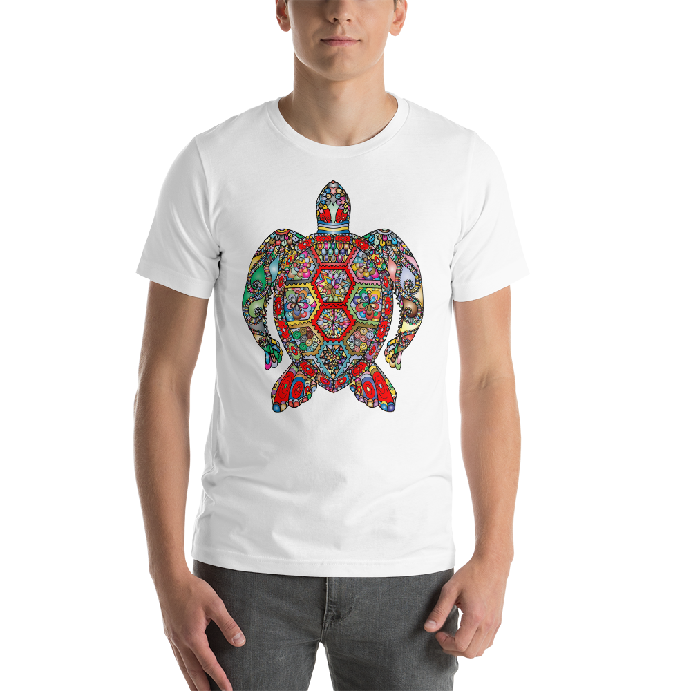 Rainbow Sea Turtle T-Shirt