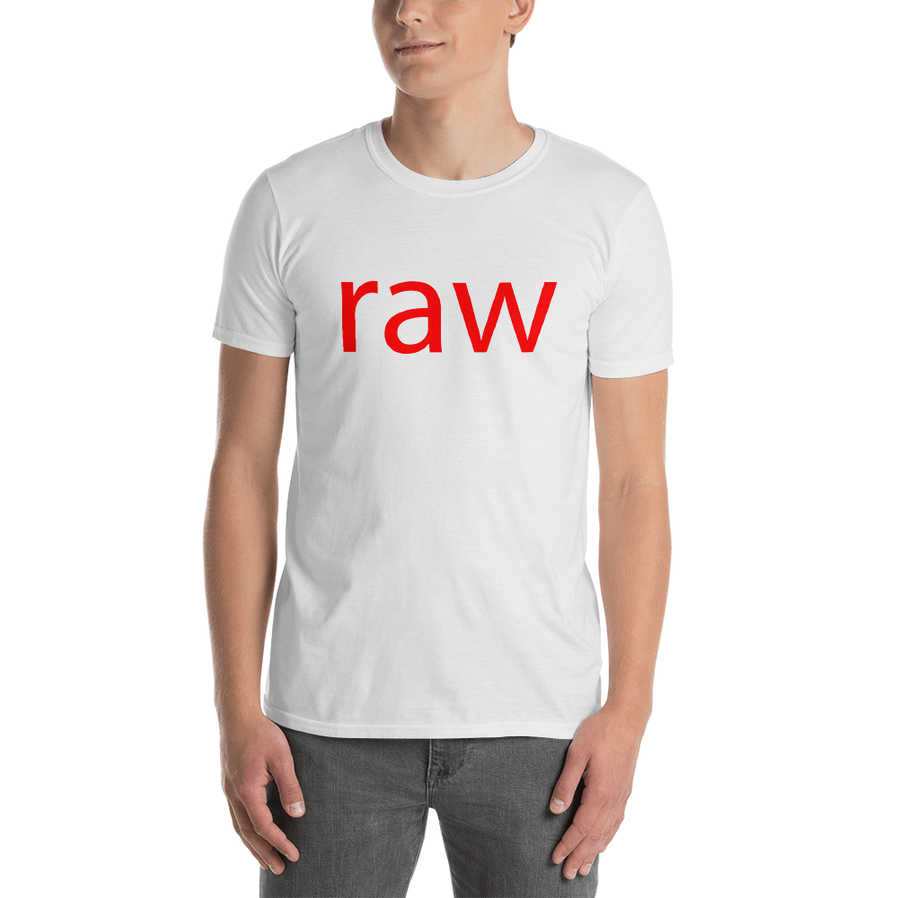 raw Photography Enthusiast Unisex T-Shirt