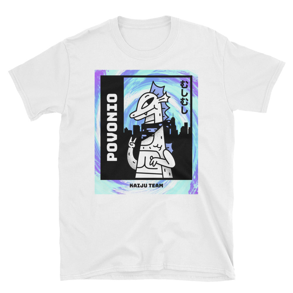 """Kaiju Team"" Short-Sleeve Unisex T-Shirt"