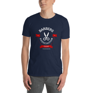 BARBER Unisex T-Shirt (Povonio Originals)