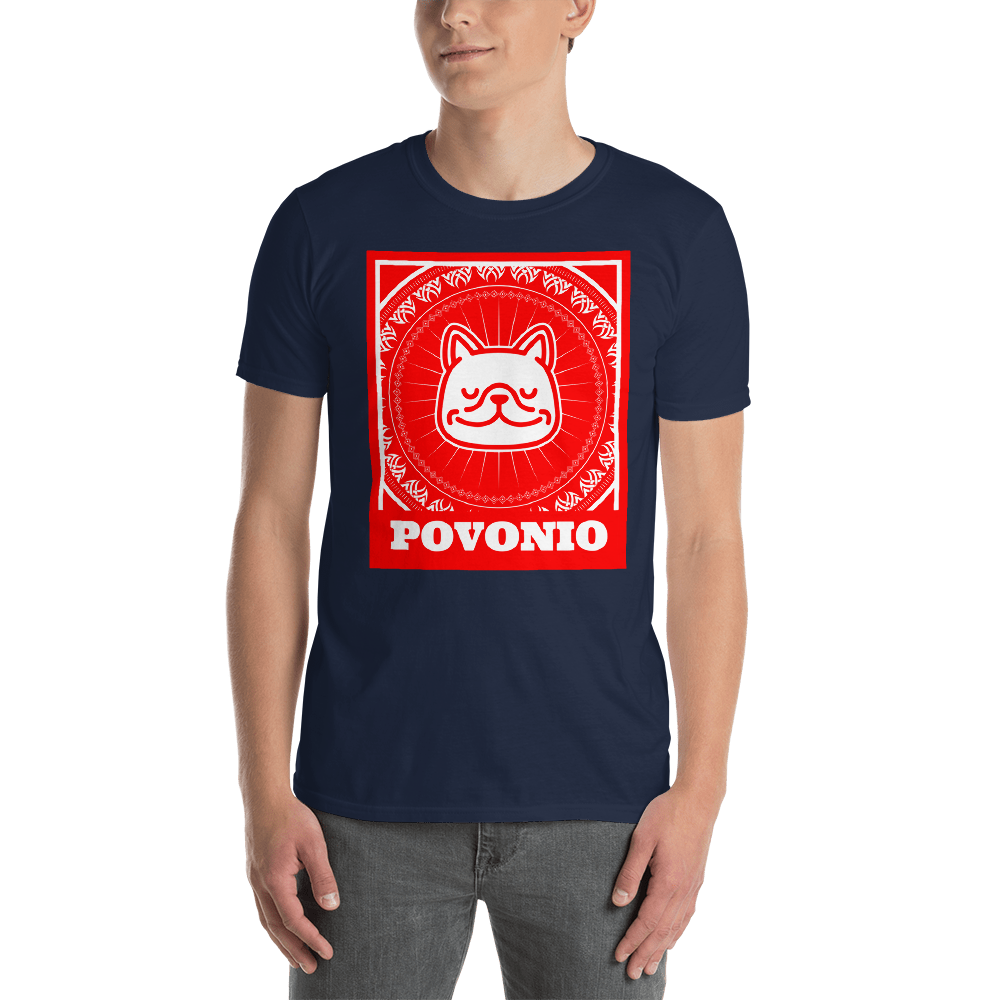 BullDog Unisex T-Shirt (Povonio Originals)
