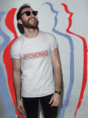 #Povonio Originals Collection T-Shirt