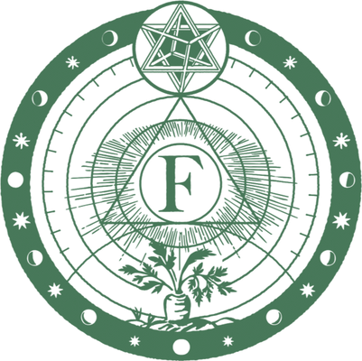 Farmacy's circle logo