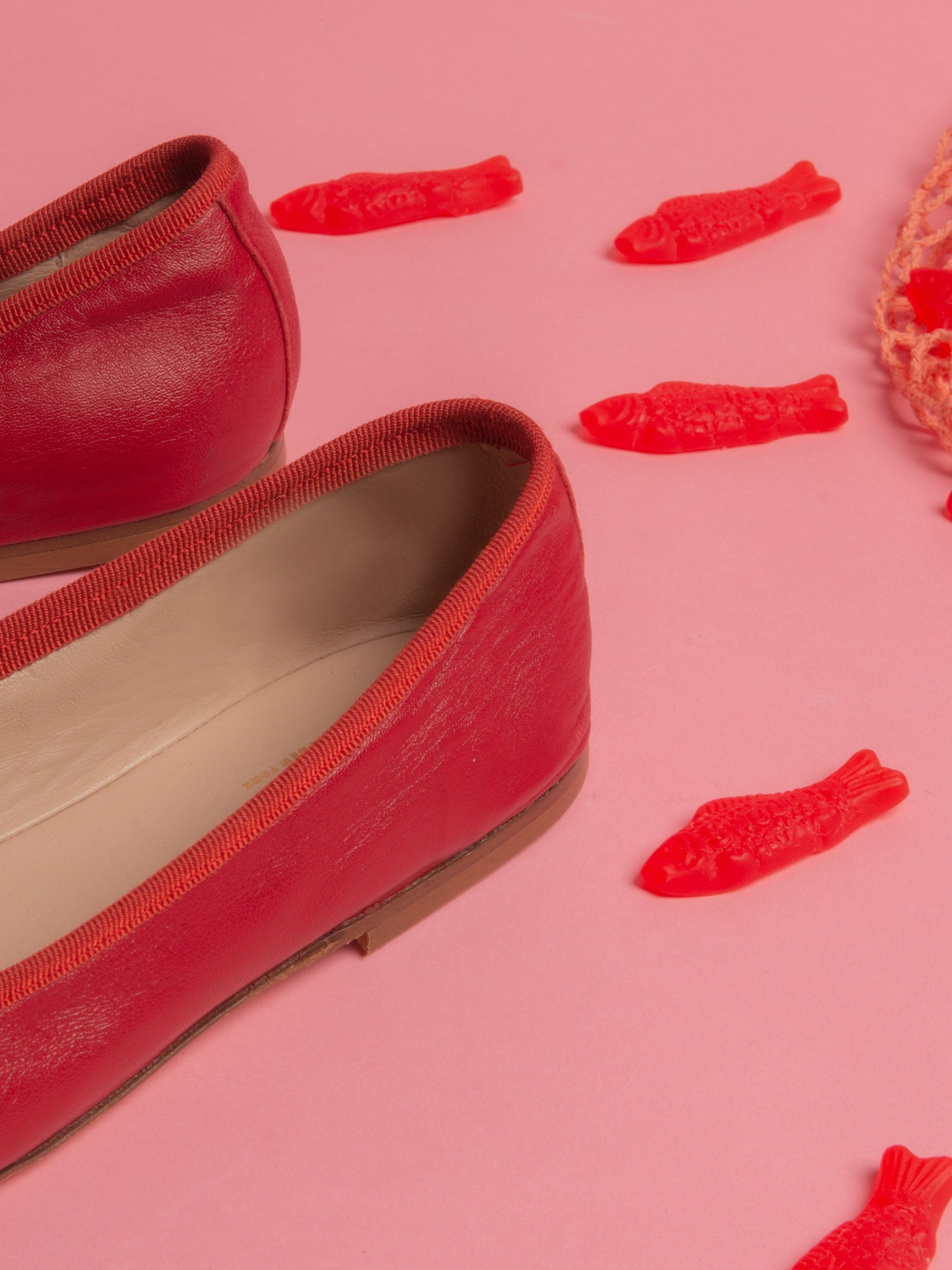 Spring_BALLERINAS (RED)