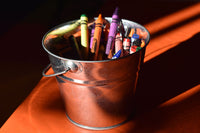 Add a Little Color with Crayons