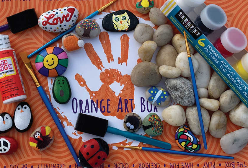Kindness Rock Painting Kit