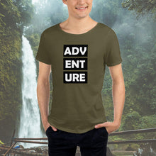 Afbeelding in Gallery-weergave laden, ADVENTURE T-SHIRT MANNEN