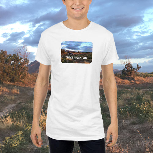 CHASE ADVENTURE T-SHIRT MANNEN