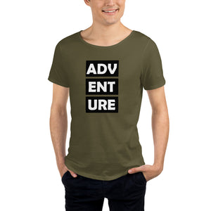 ADVENTURE T-SHIRT MANNEN