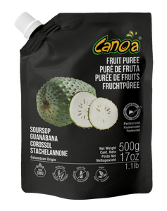 Soursop (Guanabana) | 1.1 lb (Pack of 2)