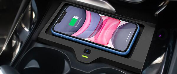 BMW Wireless Charging for BMW X3 X4 2018 2019 2020 from CarQiWireless