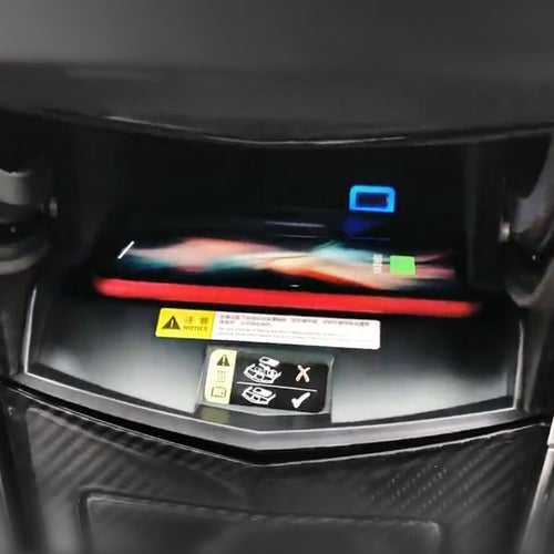 Wireless Charger for Cadillac ATS XTS SRX 2019 2018 2017