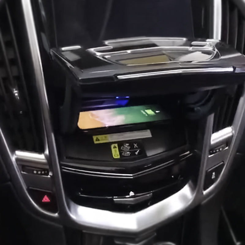 Wireless Charger For Cadillac ATS XTS Qi Wireless For