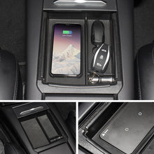 Load image into Gallery viewer, Wireless Phone Charger for Tesla Model S Model X 2018 2017 2016