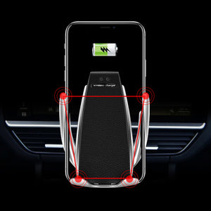 Automatic Induction Charger for iPhone, Samsung